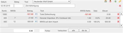 Zollrechnung Schweiz Anleitung Zu Clk Fibu Pur F 252 R Filemaker 13ff