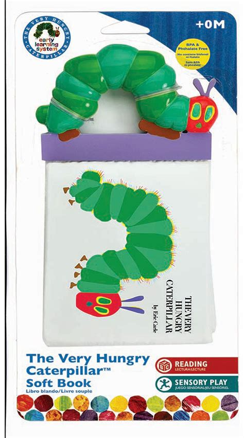 Soft Book Limited the hungry caterpillar soft book review compare