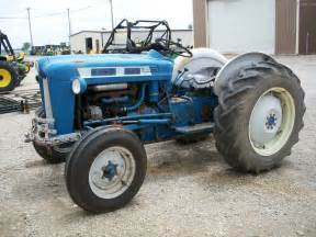 1958 ford 600 tractors compact 1 40hp deere