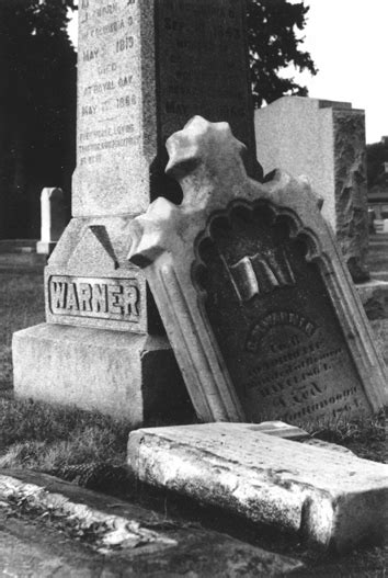 g m warner one of our local who fell in the civil