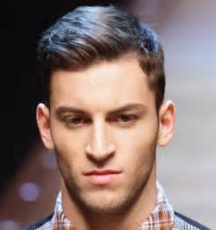 Galerry mens hairstyle round face shape