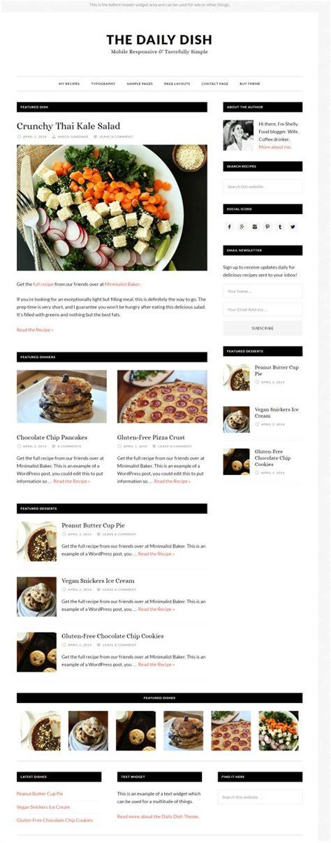 education pro theme review studiopress worth daily dish pro theme review studiopress worth