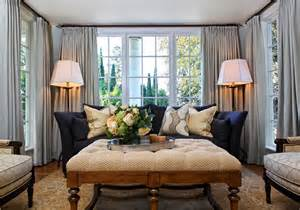 Traditional Living Room Curtains Classic Traditional Living Family Room By Garrison Hullinger