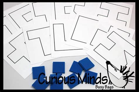 pattern matching puzzles pattern matching activities curious minds busy bags