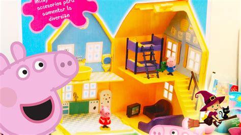 la casa de peppa pig juguetes la casa de peppa pig juguetes de peppa
