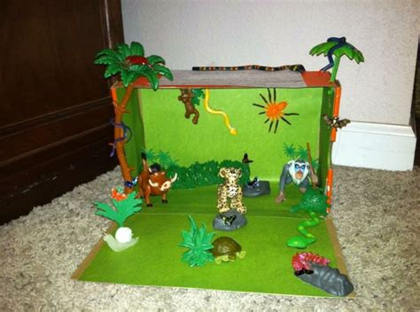 Cheetah Decorations For Bedroom Tropical Rain Forest Biome Project Homeschool