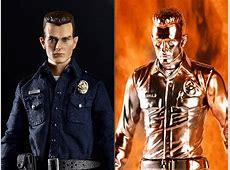 Terminator 2: Judgment Day Twelfth Scale Supreme T-1000 ... T 1000 Terminator 2