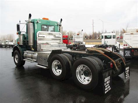 2006 kenworth truck 2006 kenworth t800 day cab truck for sale 632 000 miles
