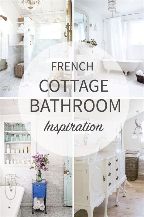 french cottage bathroom best 25 cottage bathroom decor ideas on pinterest bath