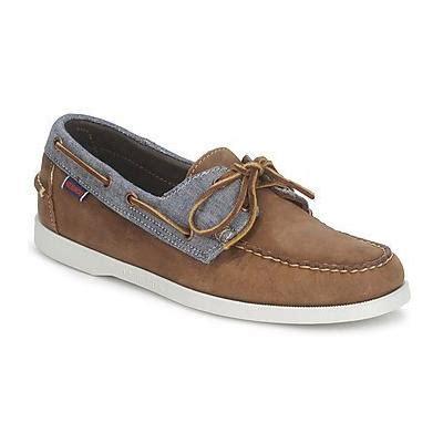 Sebago Kedge Tie Suede Original sebago spinnaker brown boat shoes where to buy how to wear