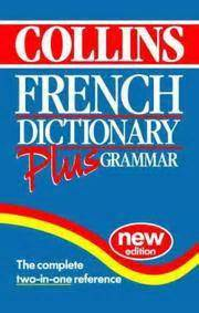 0007484356 collins french dictionary and grammar collins french dictionary plus grammar second hand books