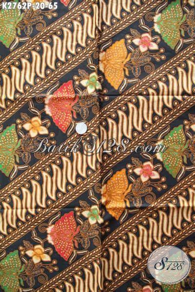 Parang Kupu kain batik motif parang kupu batik halus proses