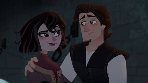 the series tangled the series if eugene loved