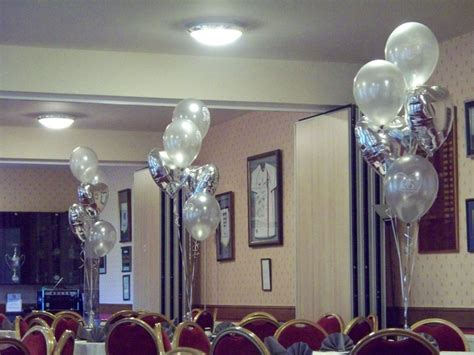 25th wedding anniversary balloons three and two foils balloon ideas