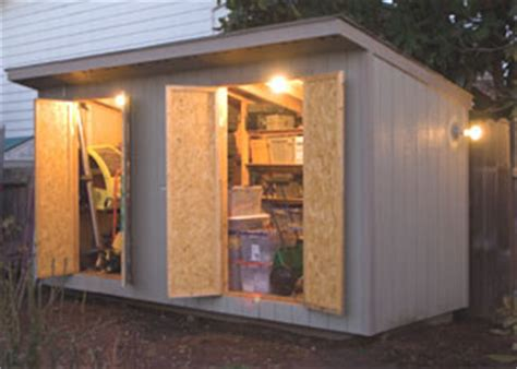 adding electrical wiring   outdoor shed wt landscape