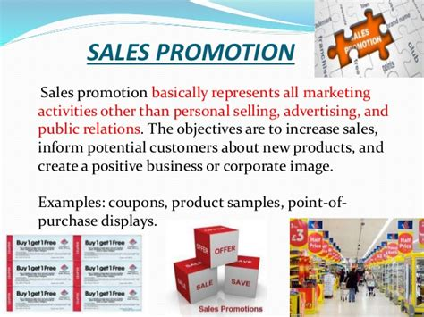 Sales Promotion Letter Meaning topic sales promotion sales promotion mix kinds of promotion