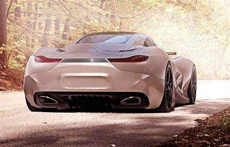 2020 Mercedes Amg Supercar Concept
