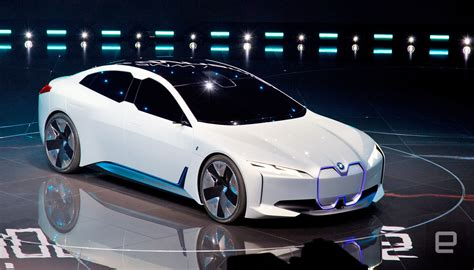 bmw concept car bmw unveils the zippy i vision dynamics electric concept car