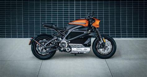 harley davidson livewire   lustworthy sporty electric motorcycle roadshow
