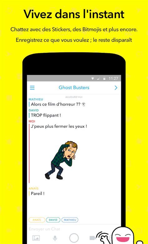 Play Store Snapchat Snapchat Applications Android Sur Play