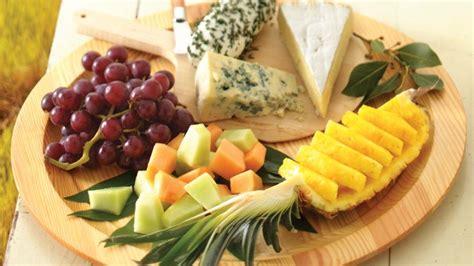 fruit and cheese platter fruit and cheese platter recipe from betty crocker