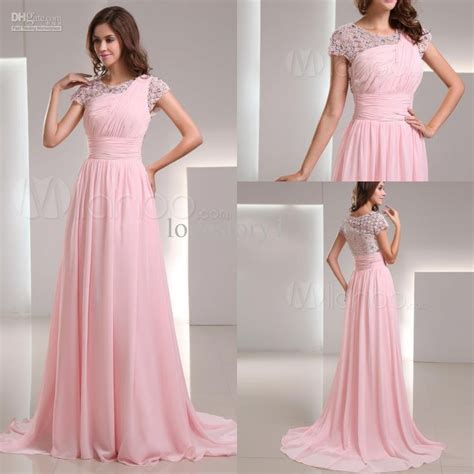 light pink party dress gorgeous crew light pink crystal lace short sleeve long