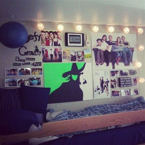 dorm life creating a cool college dorm room dig this design i like the organization of all this on the walls