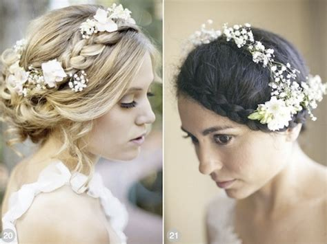 hair and make up by steph fresh flower tips 50 romantic wedding hairstyles using flowers