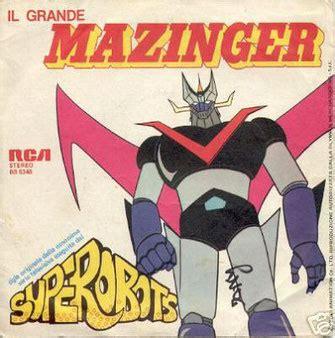 mazinga testo il grande mazinga il grande mazinger testo sigla www