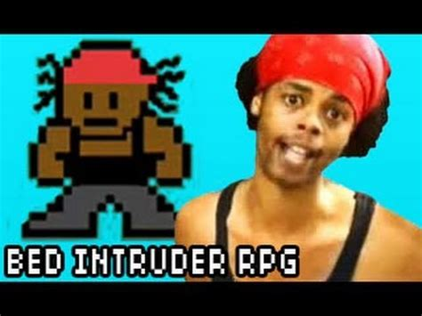 bed intruder song bed intruder song rpg interactive youtube