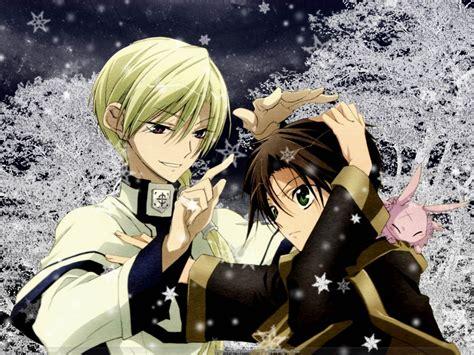 Anime 7 Ghost by Moonlight Summoner S Anime Sekai 07 Ghost セブンゴースト Sebun