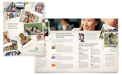 Caign Brochure Template company phlet
