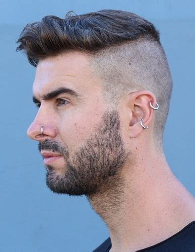 male stars with ears pierced 12 finest ear piercing ideas for men and its benefits