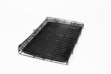 crate with divider carlson secure and compact door metal crate medium with divider panel k9