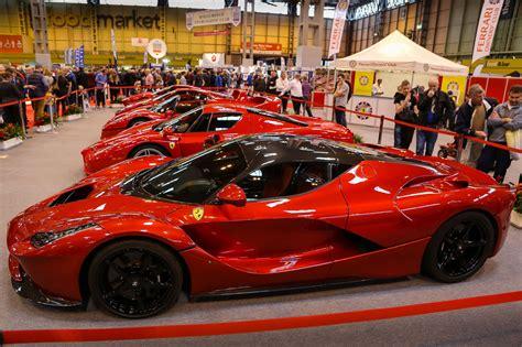 ferrari classic lancaster insurance classic motor show 2015 highlights
