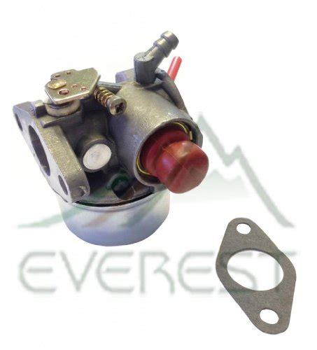 Spare Part Everest new tecumseh carburetor 20016 20017 20018 6 75 hp toro