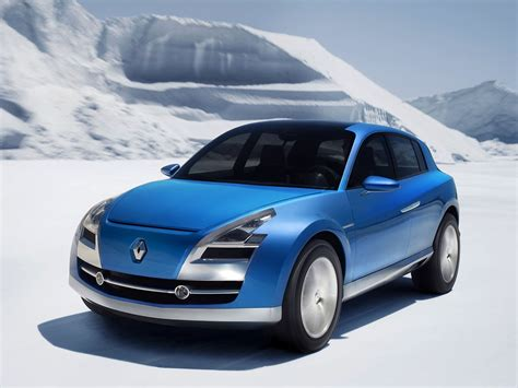 2005 Renault Egeus Concept Suv Renault Supercars Net
