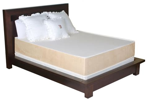 Beds With Memory Foam Mattress Jeffco 13 In Memory Foam Mattress With Coolmax Ventiliation Technology By Oj Commerce 965 54