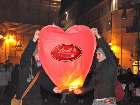 lanterne volanti a forma di cuore lanterna cuore con dedica