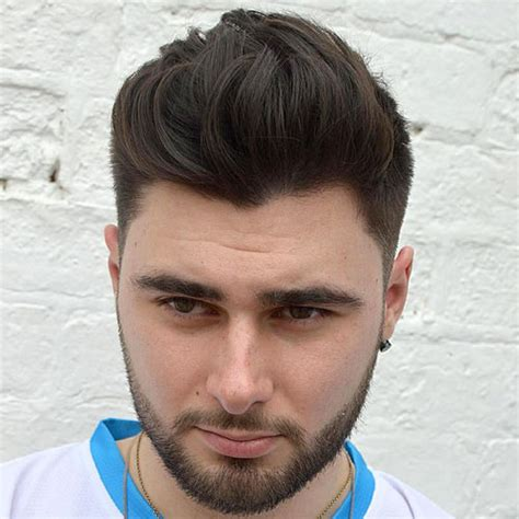hairstyle for men with huge face best hairstyles for men with round faces