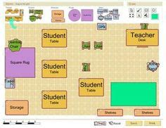 room layout website planning the classroom layout great web tools and other