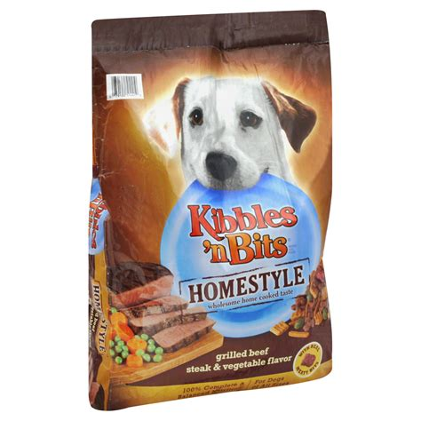 kibbles and bits puppy kibbles n bits kibbles n bits homestyle grilled beef steak vegetable flavor