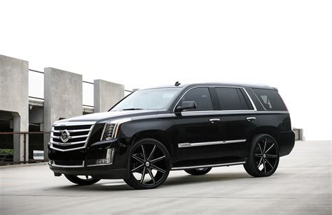 Customized Cadillac Escalade by 2015 Cadillac Escalade Customized Pictures Autos Post
