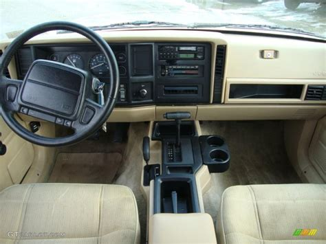 jeep xj dashboard 1996 jeep se 4wd dashboard photos gtcarlot com