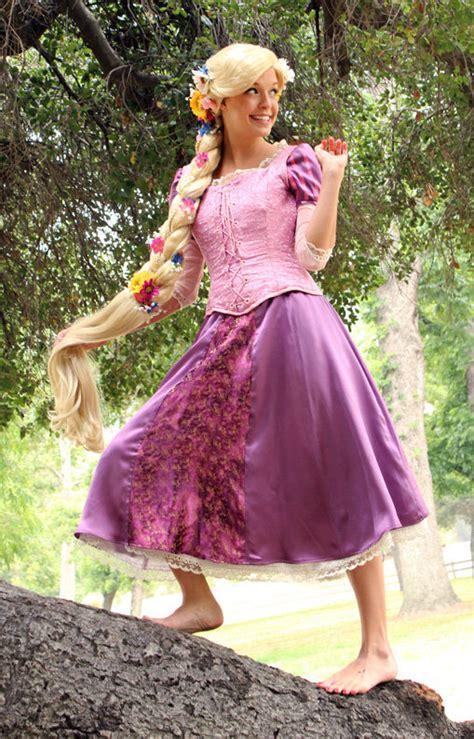 diy rapunzel tangled costume for adults rapunzel tangled inspired costume wig a true