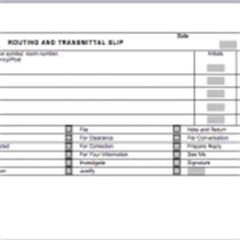 office routing slip template pay slip template sle format
