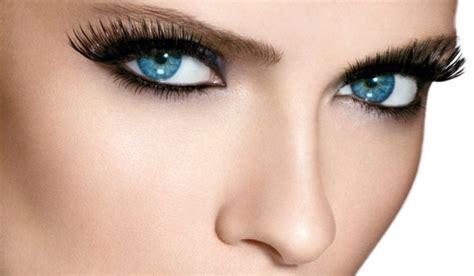 imagenes ojos azules tecnicas para maquillarse los ojos