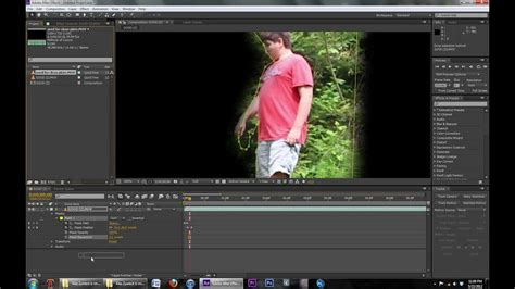 tutorial of after effect cs6 after effects cs6 tutorial 01 masking youtube