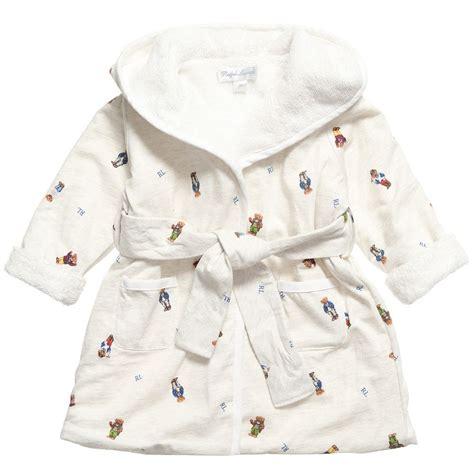 toddler bathrobe and slippers ralph baby bathrobe childrensalon