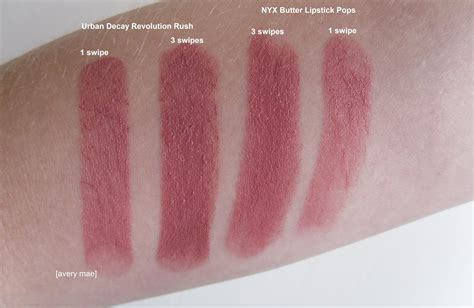 Lipstik Nyx Pops avery mae